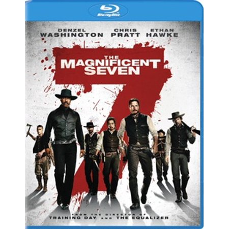 The Magnificent Seven (Blu-ray) (Magnificent Century Dvd)