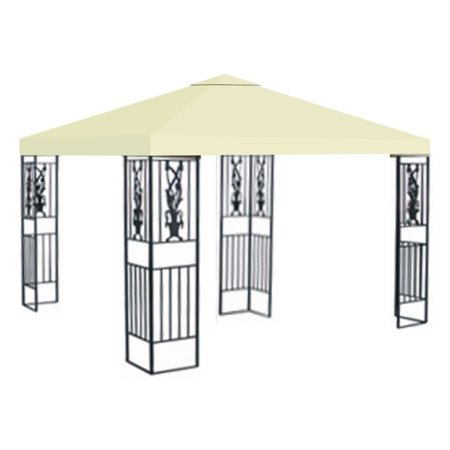 Sunrise 10 x 10 ft. Gazebo Replacement Canopy Cover ()