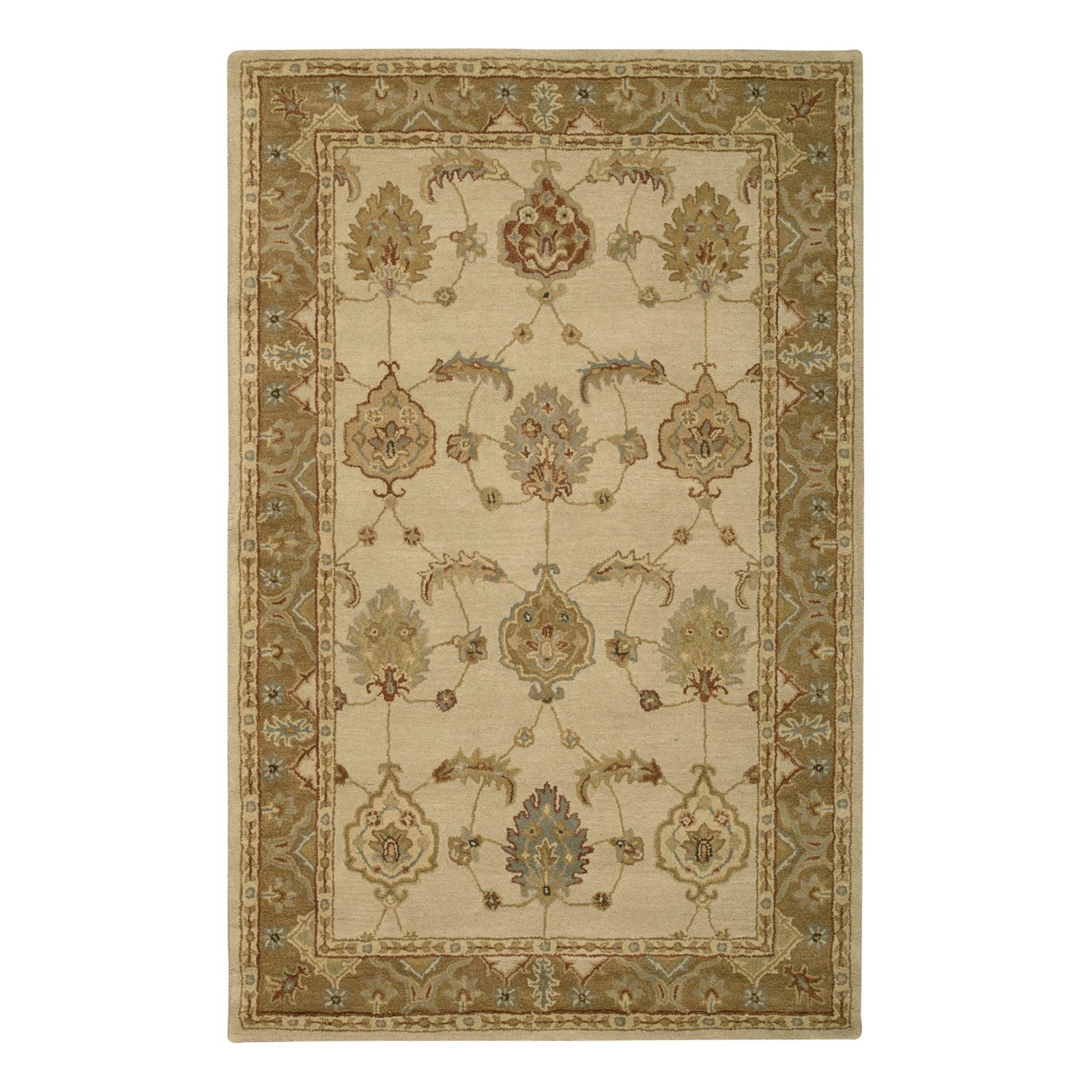 Nourison India House Collection Runner Area Rug