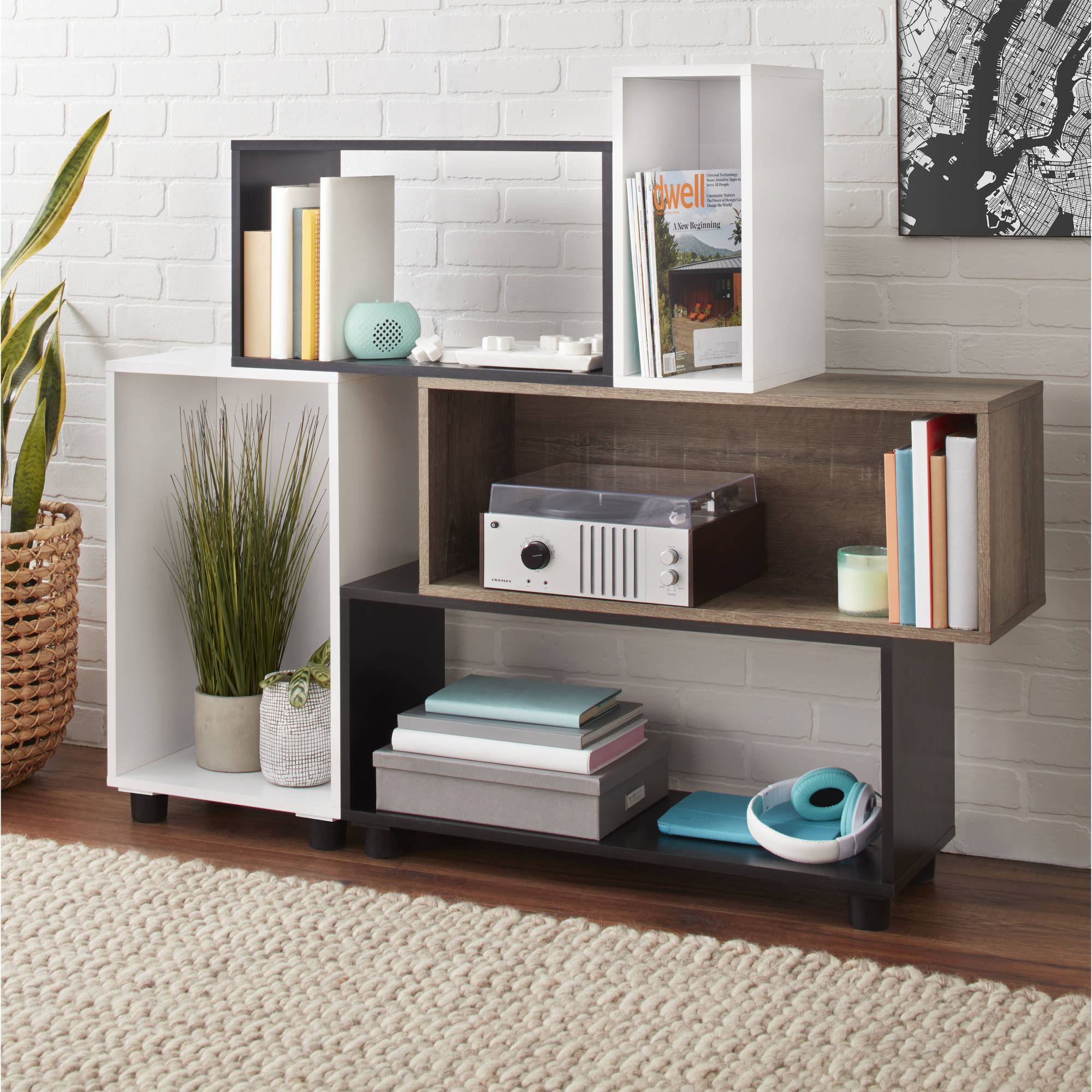 Mainstays Stack Storage Shelf Unit
