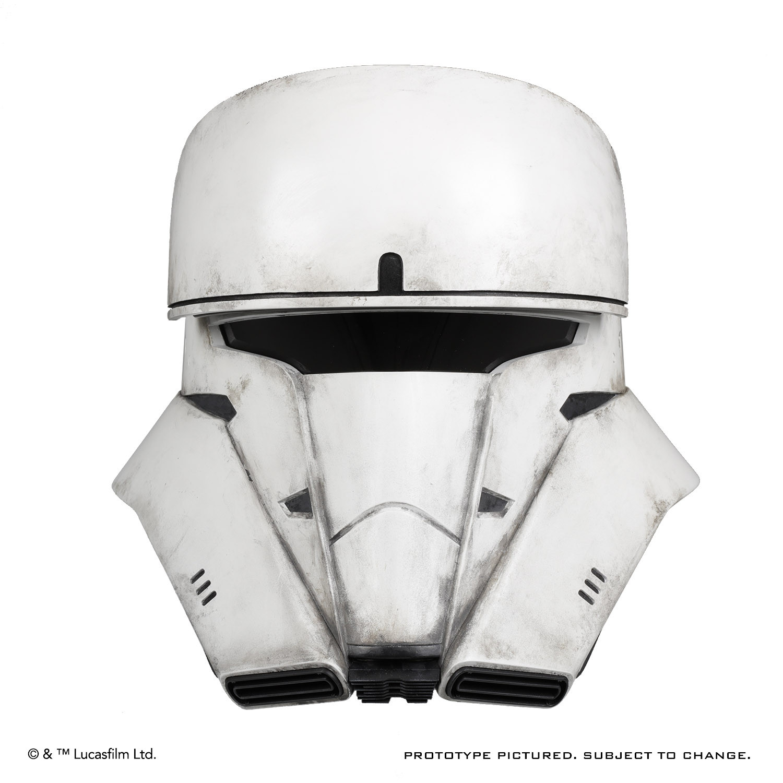 2ae4eab82db Star Wars Rogue One Imperial Tank Trooper Helmet Accessory - Walmart.com