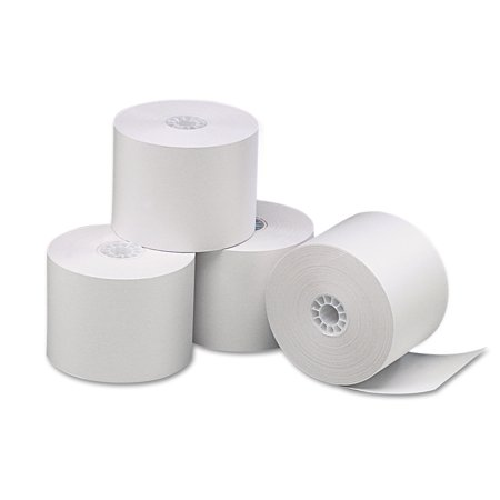Universal Single-Ply Thermal Paper Rolls, 2 1/4