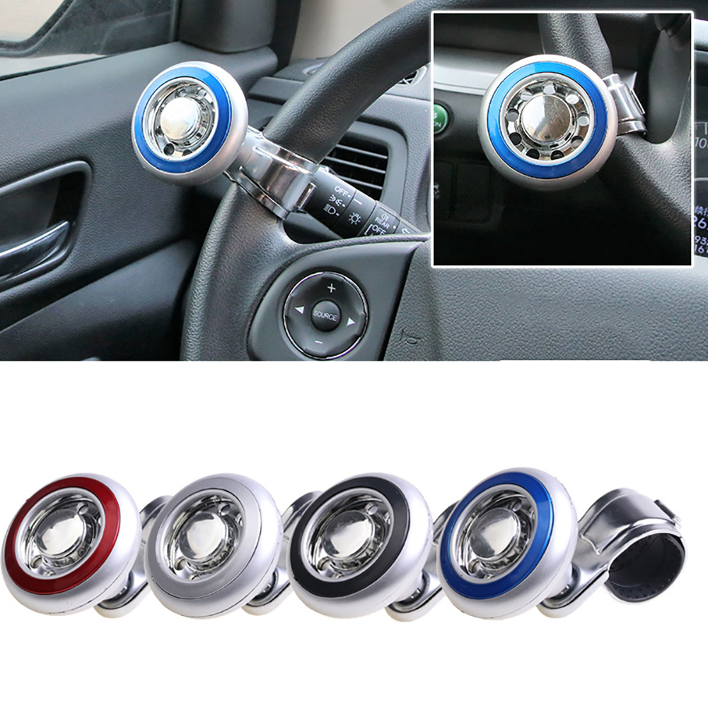 HiCoup Universal Auto Car Booster Ball Steering Wheel Truck Handle Knob Accessories