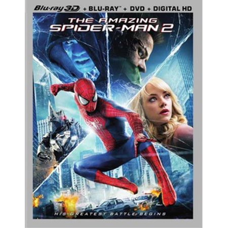 The Amazing Spider-Man 2 [Blu-ray] ( with / Without Slip cover