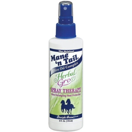 Mane 'n Tail Herbal Gro Olive Oil Complex Spray Therapy 6 Fl Oz Pump