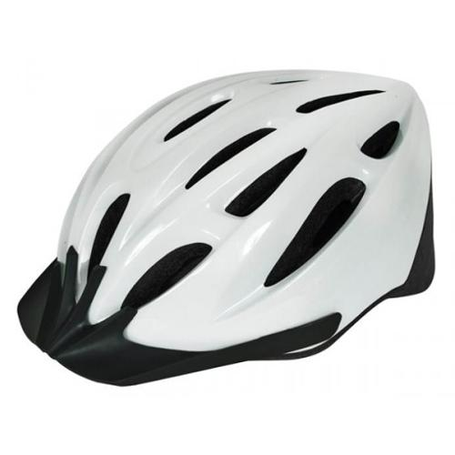 Lightweight Vented Adult Bicycle Helmet (Large/Adult)