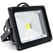 Biltek 30W LED Flood Light Cool White High Power Outdoor Spotlights Industrial Lighting Home Securit