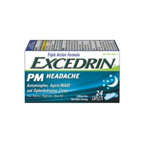 Pain Relievers: Excedrin PM