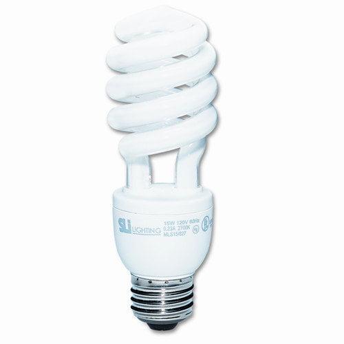 SLI Lighting 13W 120-Volt Fluorescent Light Bulb