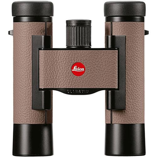 Leica Sport Optics Ultravid Colorline Binocular 8x20mm, Roof Prism, Aztec Beige