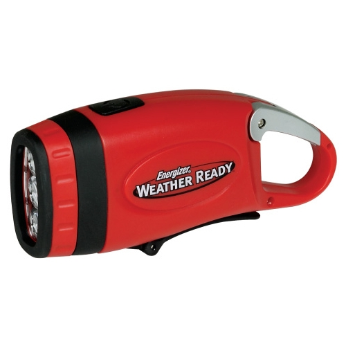 Weather Ready WRCKCCBP Carabiner Crank Light