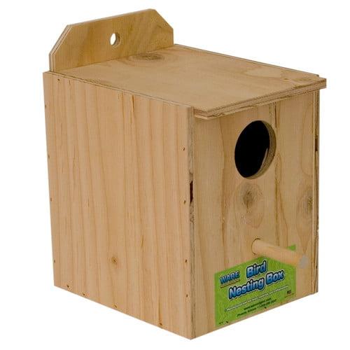 Ware Manufacturing Parakeet Nest Birdhouse