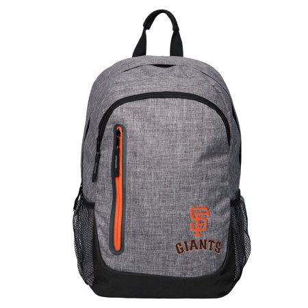 Forever Collectibles - Heather Grey Bold Color Backpack, San Francisco