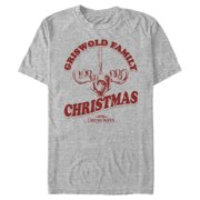 National Lampoon's Christmas Vacation Men's Griswold Family Moose T-Shirt