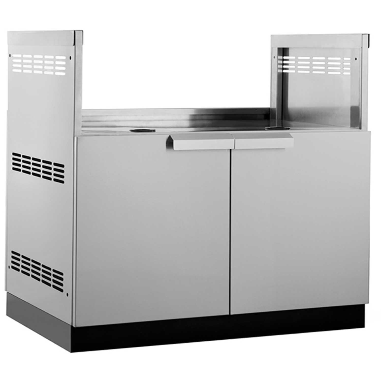 NewAge Outdoor Kitchen 40-Inch Stainless Steel Insert ...