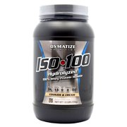 Dymatize ISO-100 Cookies & Cream 1.6lb Protein Isolate