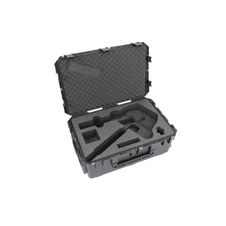 SKB i-Series 3019 Mission Sub-1 Crossbow Case Custom Pre-Cut Foam Foam Bow Case