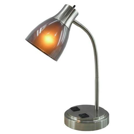 Normande lighting llc gp3 796 13 watt cfl desk lamp for 13 bureau ims llc