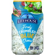 Litehouse Blue Cheese Crumbles, 4.5 Oz.