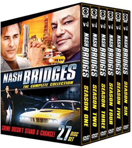 Nash Bridges: The Complete Collection (DVD)