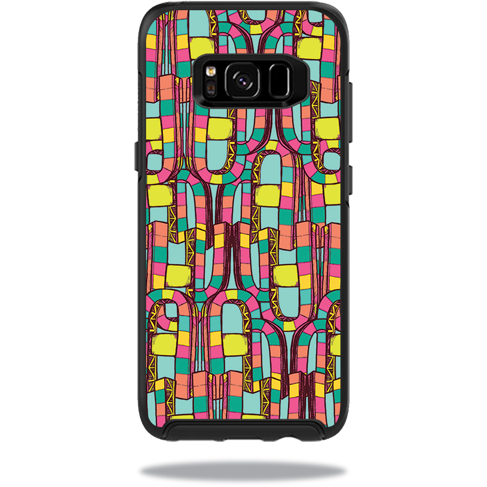 MightySkins Protective Vinyl Skin Decal for OtterBox SymmetrySamsung Galaxy S8 Case sticker wrap cover sticker skins Color Bridge