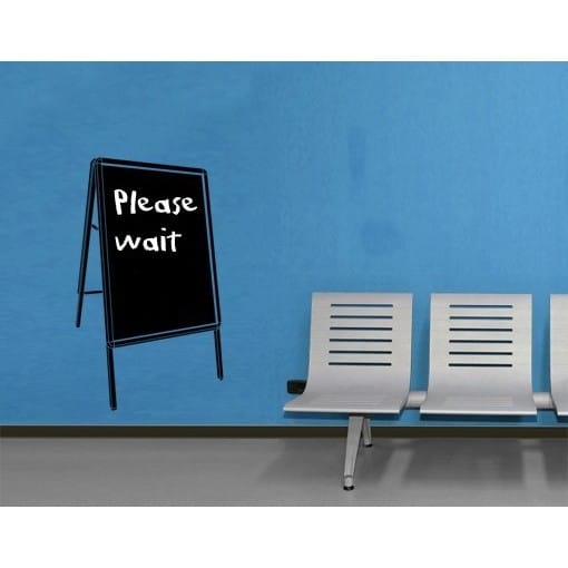 Style and Apply Board Chalkboard and Eraseboard Wall Decal