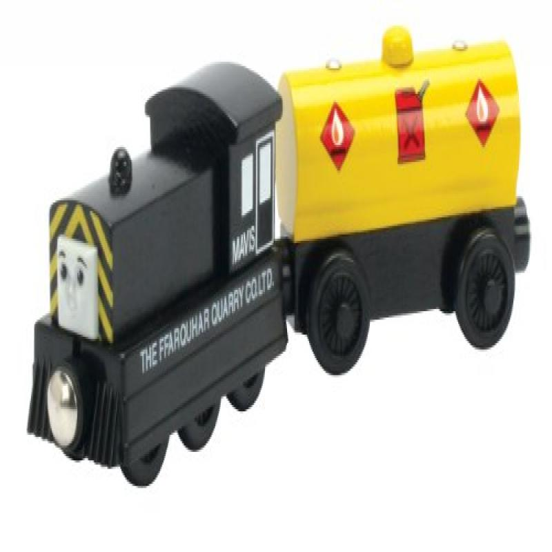 Thomas and Friends Wooden Railway Mavis and the Fuel Car by