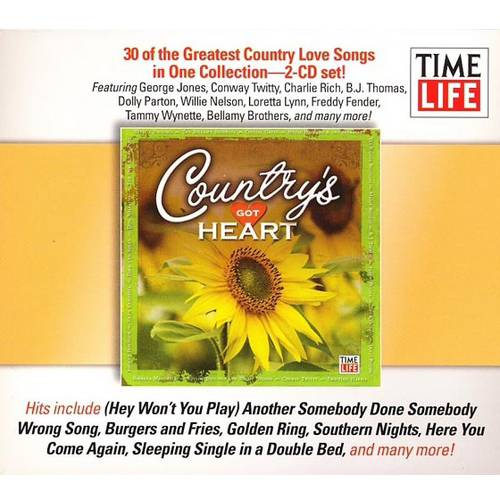 Country's Got Heart (2CD)