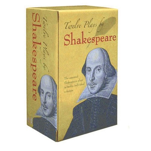 12 Plays By Shakespeare: The Essential Shekespeare Plays In Twelve Individual Volumes