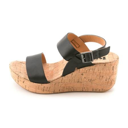 6cce0e21e1b Korks by Kork-Ease - Korks by Kork-Ease Womens TOME Leather Open Toe Casual  Platform Sandals - Walmart.com