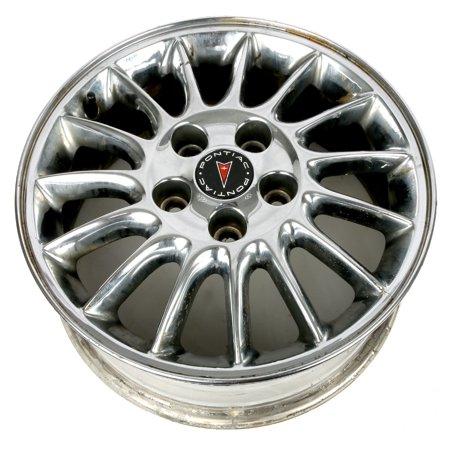 2001 04 pontiac grand prix single 16 x 6 1 2 aluminum 5 lug wheel rim 09594250. Black Bedroom Furniture Sets. Home Design Ideas