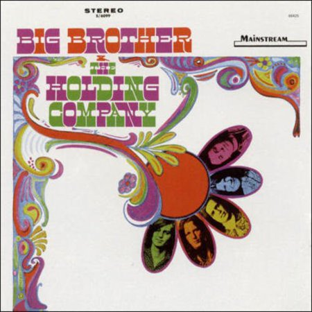 Big Brother   The Holding Company  Vinyl