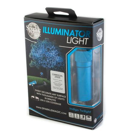 Commercial Grade Series Sparkle Magic Indigo Twilight (Blue) Illuminator Laser