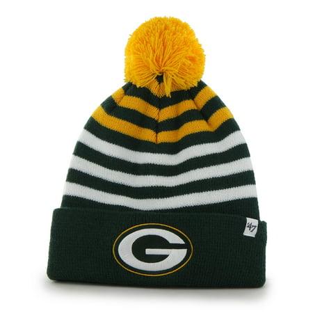 Green Bay Packers Yipes Kids Dark Green Cuffed Knit Hat - Walmart.com 5c65c86e2