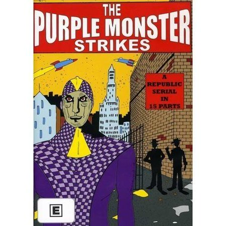 Purple Monster Strikes