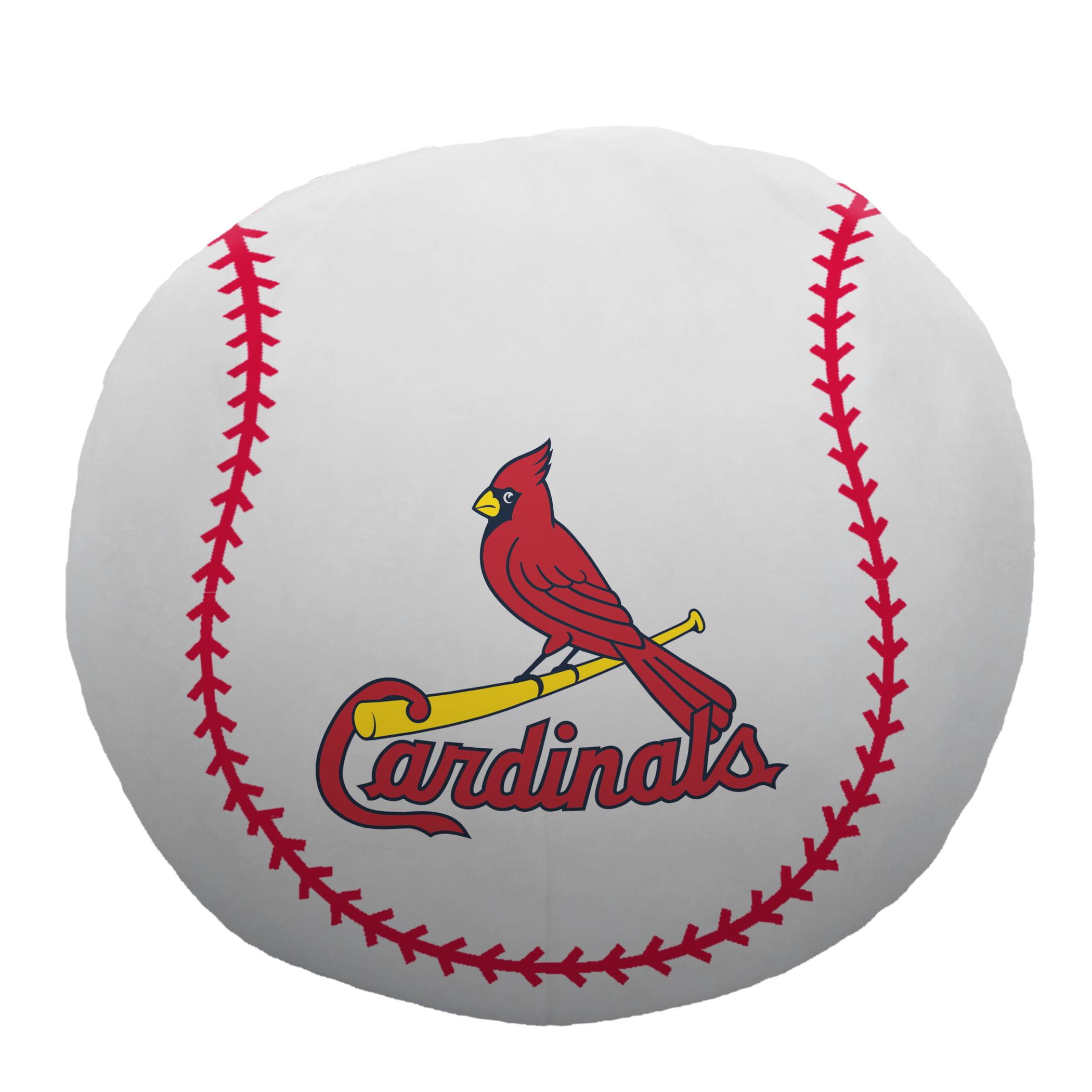 """MLB - St. Louis Cardinals, 11"""" Cloud Pillow"""
