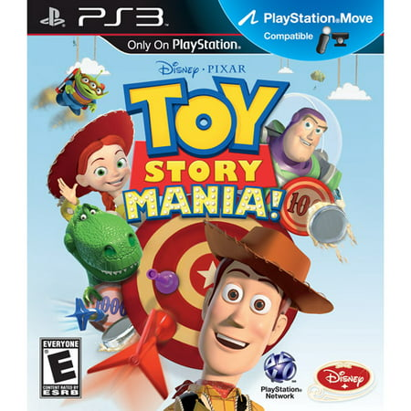 Toy Story Mania for PS3 Move ()