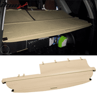Fits 02-06 Honda CRV OE Style Retractable Security Rear Cargo Trunk Cover