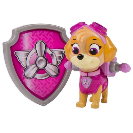 Paw Patrol Action Pack Pup & Badge, Skye - Pup Patrol Halloween
