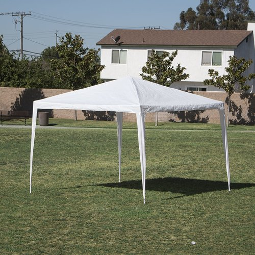 Belleze 10'x10' Commercial Party Tent Gazebo Canopy Event Wedding Outdoor Backyard, Green by Belleze