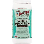 Bob's Red Mill All Natural Whey Protein Concentrate, 12 oz, (Pack of 4)