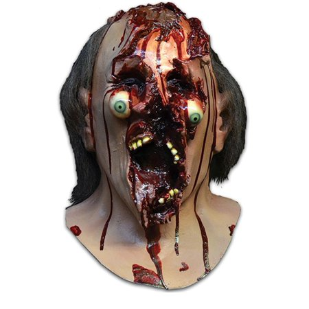 Distortions Halloween Masks (Distortions Unlimited Collection Blasted Adult Costume)