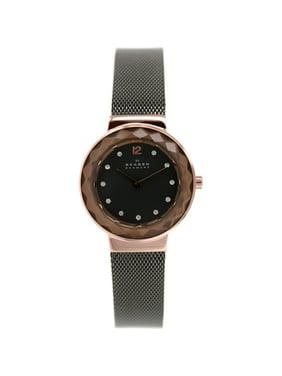 Skagen Women's Leonora 456SRM Grey Stainless-Steel Quartz Watch