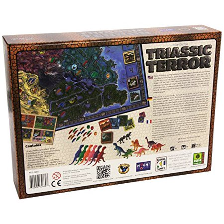 Eagle Games Triassic Terror Game - image 2 of 4