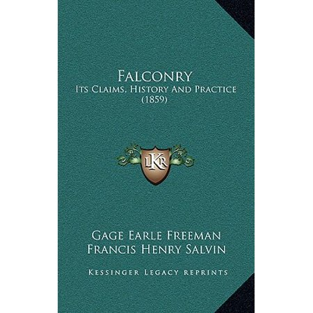 Falconry Hood (Falconry : Its Claims, History and Practice)