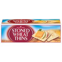 Crackers: Stoned Wheat Thins
