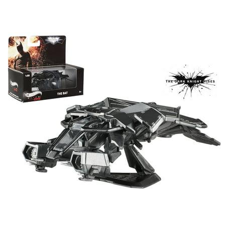- Batman Dark Knight Rises The Bat Plane Elite 1/50 Diecast Model by Hotwheels