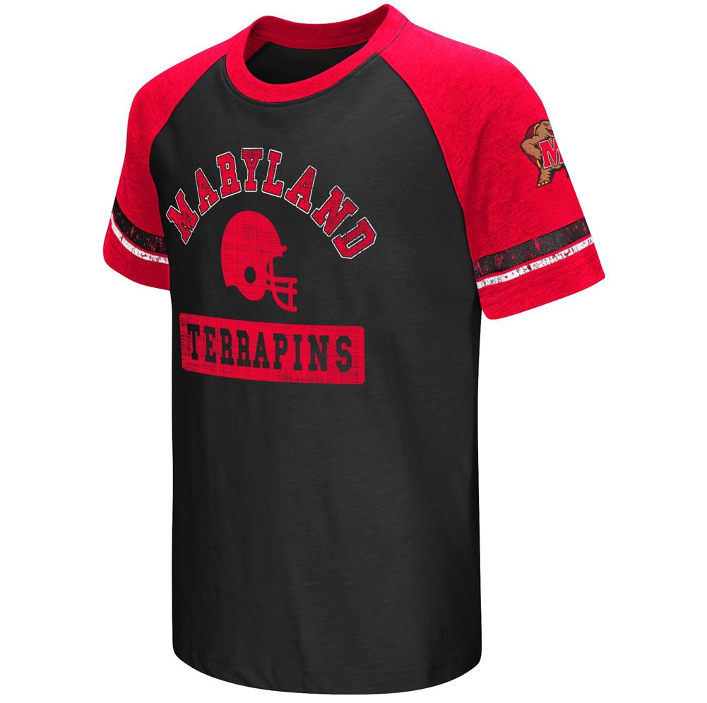 Youth Short Sleeve University of Maryland Terps Graphic Tee