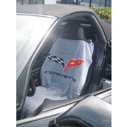 SeatArmour Corvette C6 Grey Seat Armour