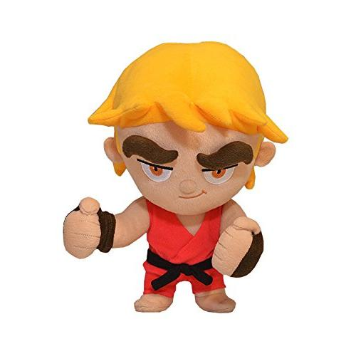 "Street Fighter Ken 12"" Plush"